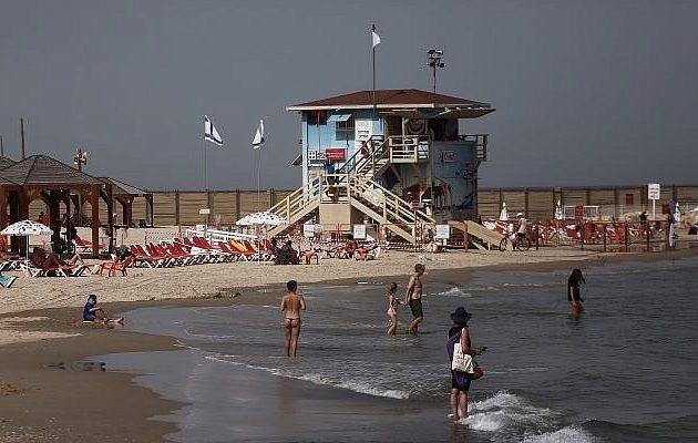 Θερμοκρασία ρεκόρ στο Ισραήλ – Tους 50 βαθμούς «άγγιξε» ο υδράργυρος