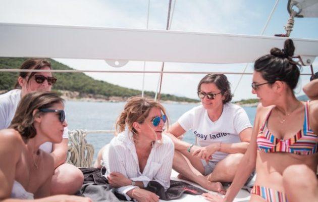 Sosy Ladies: Life Coaching στα ελληνικά νησιά