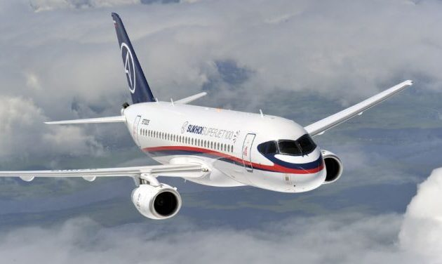 Ρωσία και Τουρκία συζήτησαν για τη συμπαραγωγή αεροσκαφών SSJ-100 και MS-21