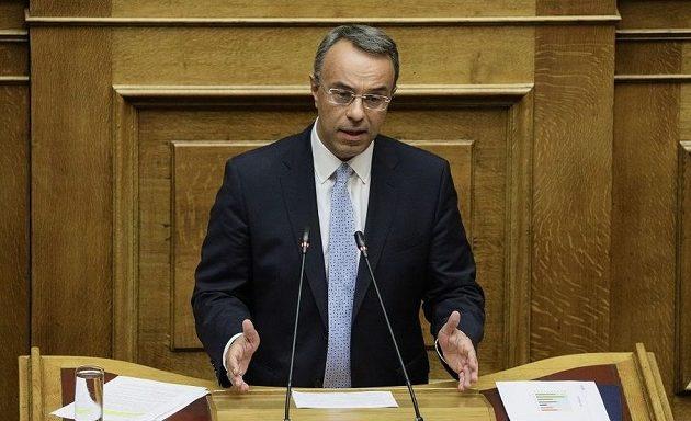Καταψηφίστηκε η πρόταση δυσπιστίας κατά του Χρήστου Σταϊκούρα με 158 «όχι» από τη ΝΔ