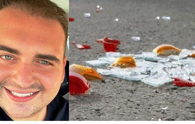 Σκοτώθηκε σε τροχαίο ο γιος του ιδιοκτήτη αλυσίδας καταστημάτων παιχνιδιών «Ζαχαριάς»