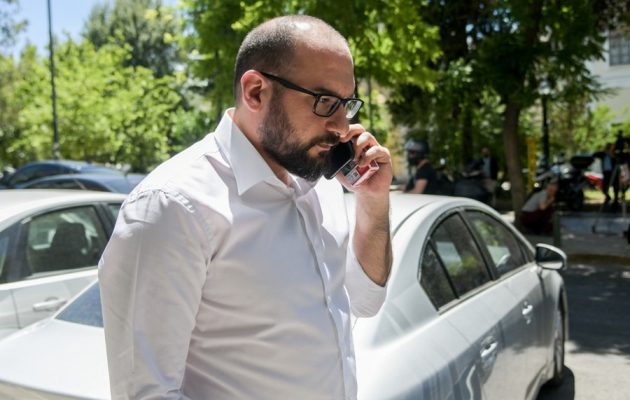 Τζανακόπουλος: Η ΝΔ ξέχασε την αύξηση στον κατώτατο μισθό