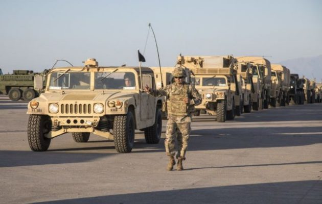 Στρατηγικής σημασίας η Αλεξανδρούπολη για τις ΗΠΑ – Αμερικανικά στρατεύματα στο λιμάνι