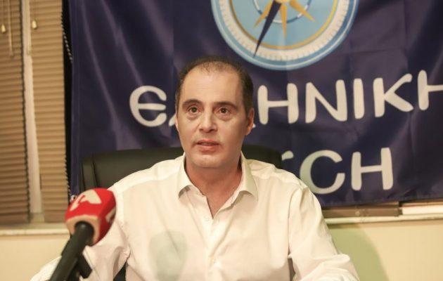 Ελληνική Λύση: Κυβερνητική καταστολή για τις αντιδημοκρατικές απαγορεύσεις με πρόσχημα την πανδημία