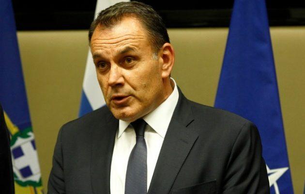 Μήνυμα Παναγιωτόπουλου σε Ε.Ε. από την Κύπρο για μέτρα κατά της Τουρκίας