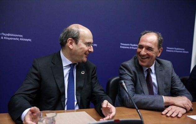 Χωρίς ρεύμα έμεινε ο υπουργός Ενέργειας Κωστής Χατζηδάκης