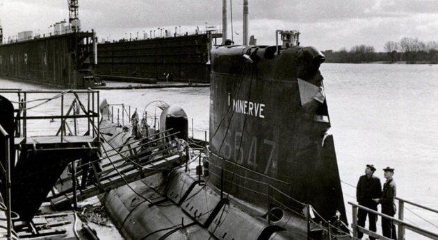 Βρέθηκε γαλλικό υποβρύχιο που είχε εξαφανιστεί πριν από 50 χρόνια