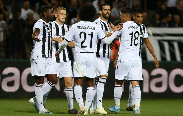 Super League: ΠΑΟΚ-Παναιτωλικός 2-1