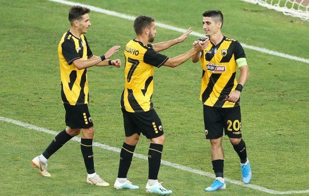 Europa League: Η ΑΕΚ προκρίθηκε στα πλέι οφ μετά το 1-1 με την Κραϊόβα