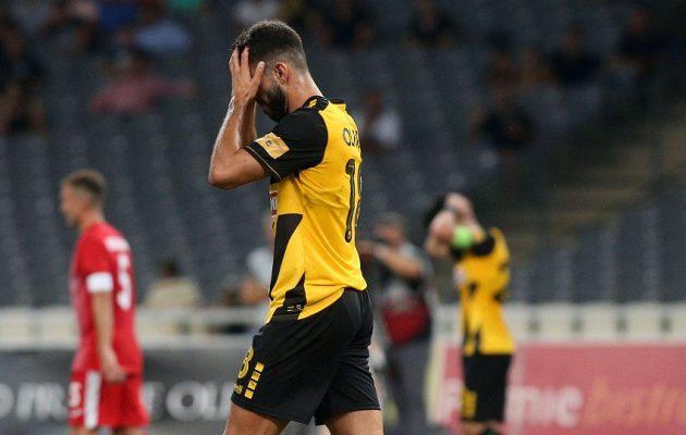 Super League: Η Ξάνθη νίκησε μέσα στο ΟΑΚΑ 2-1 την ΑΕΚ