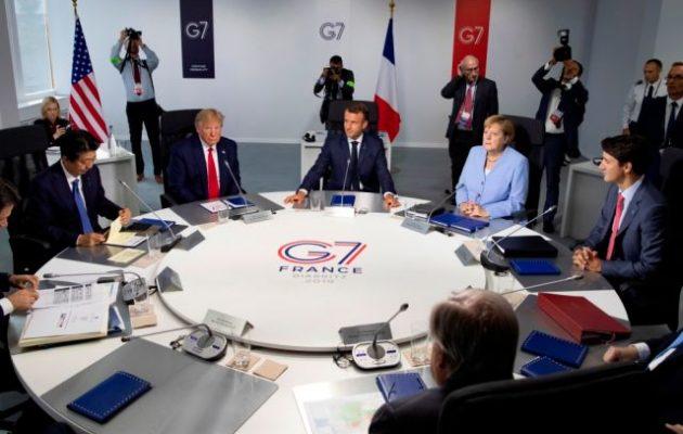 Οι G7 αποφάσισαν να στείλουν πυροσβεστικά αεροπλάνα στον Αμαζόνιο που καίγεται
