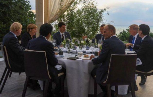 «Πολύ πρόωρη» η επιστροφή της Ρωσίας στους G7, λένε διπλωματικές πηγές