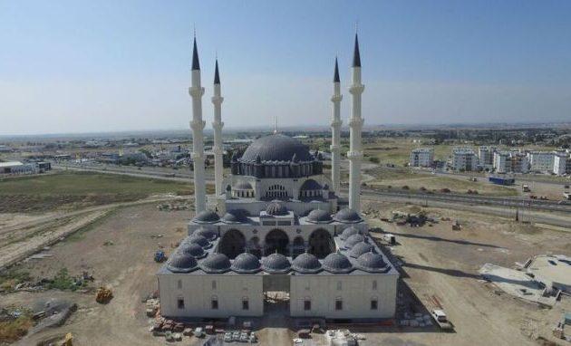 Ο Ερντογάν ισλαμοποιεί τα Κατεχόμενα της Κύπρου