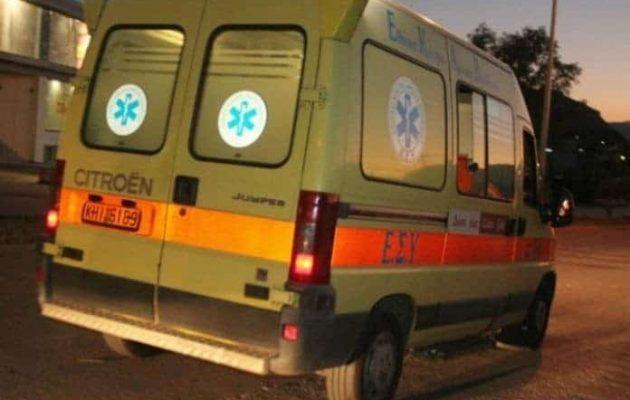 Σοκ στο Αίγιο: Σκοτώθηκαν σε τροχαίο γιαγιά και εγγόνι