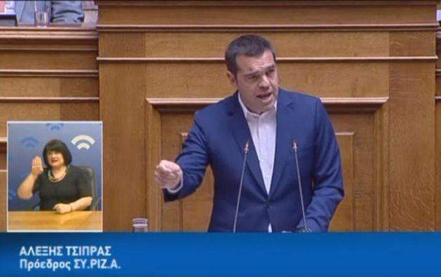 Στο στόχαστρο Τσίπρα ο νέος αρχηγός της ΕΥΠ: «Θα αρχίσω να αναρωτιέμαι εάν έχουν βάση δημοσιεύματα»