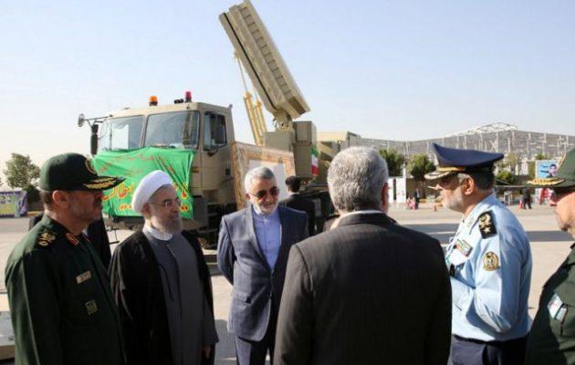 Το Ιράν παρουσίασε το δικής του κατασκευής Bavar-373 – Είναι -λένε- καλύτερο από S-300