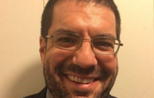 Ο Ντέιβιντ Μπέργκερ νέος επιτετραμμένος της Πρεσβείας των ΗΠΑ στην Αθήνα