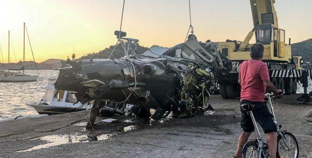 «Ξηλώθηκε» το Δ.Σ. του ΔΕΔΔΗΕ για την τραγωδία με το ελικόπτερο στον Πόρο