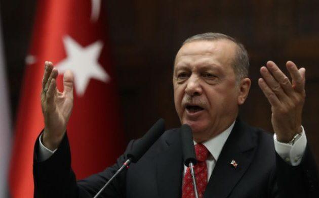 Ο Ερντογάν επιμένει να απειλεί με εισβολή ανατολικά του Ευφράτη – Παγκόσμιος πόλεμος εάν το κάνει