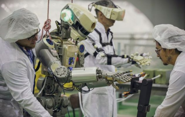 Το ρωσικό ρομπότ Fedor αναλαμβάνει καθήκοντα στον Διεθνή Διαστημικό Σταθμό