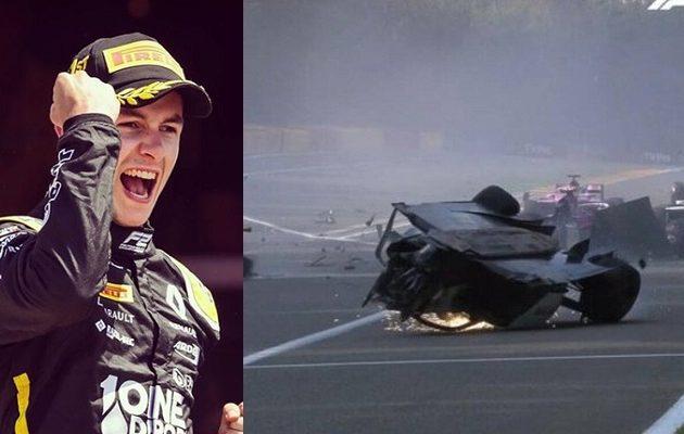 Τραγωδία στο Βέλγιο: Νεκρός 22χρονος πιλότος σε ατύχημα της Formula 2 (βίντεο)