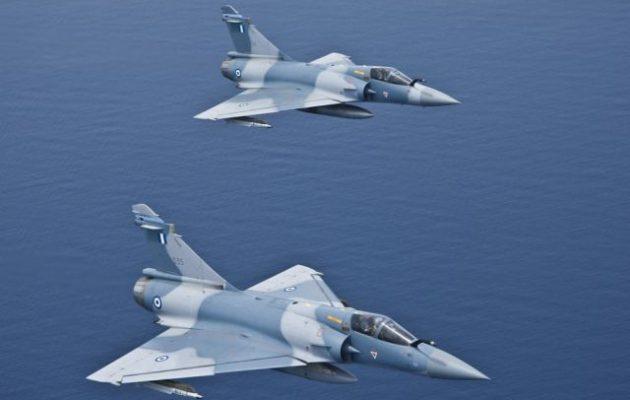 Σκληρές αερομαχίες στο Καστελόριζο την Τρίτη – Οι Τούρκοι φλερτάρουν με το «ατύχημα»