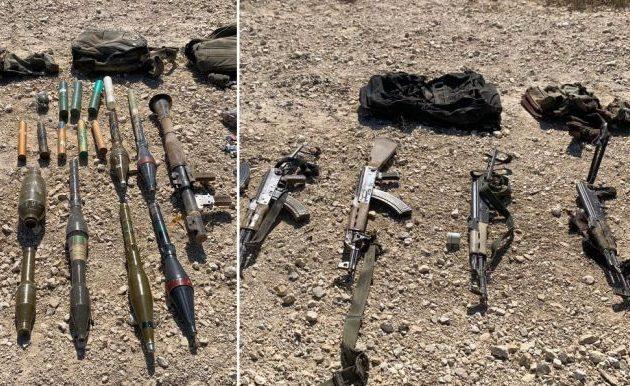 Τέσσερις Παλαιστίνιοι τρομοκράτες νεκροί από πυρά του ισραηλινού στρατού