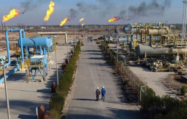 Το Ιράκ διέψευσε ότι αντικατέστησε την ExxonMobil με BP και ENI