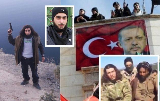 Μέλη της οργάνωσης Ισλαμικό Κράτος τώρα μισθοφόροι της Τουρκίας (λίστα)