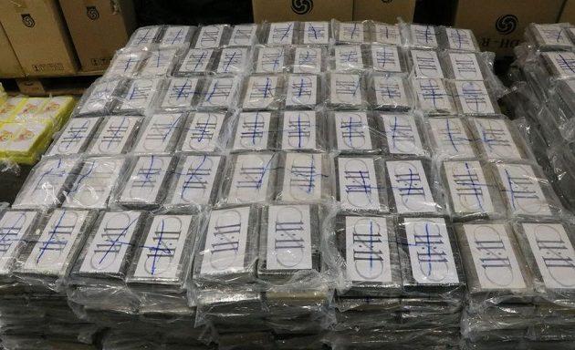 Κοκαΐνη μαμούθ αξίας 1 δισ. ευρώ κατασχέθηκε στο Αμβούργο (βίντεο)