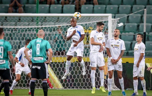 Europa League: Πολύτιμο 0-0 ο Ατρόμητος από τη Λέγκια στην Βαρσοβία