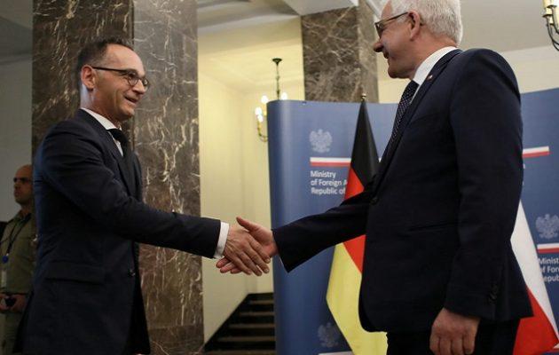 Η Γερμανία ζητά συγγνώμη από την Πολωνία αλλα δεν δίνει αποζημιώσεις