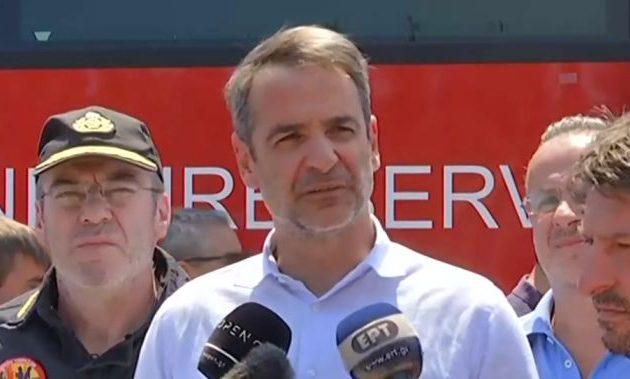 Κυρ. Μητσοτάκης: «Δεν επιτρέπεται κανένας εφησυχασμός» (βίντεο)
