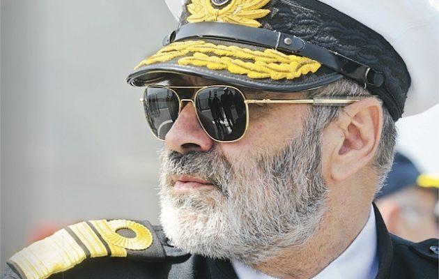Ναύαρχος Χρηστίδης: Ποτέ φίλοι με την Τουρκία – Ποιο είναι το μεγαλύτερο όπλο του Πολεμικού Ναυτικού