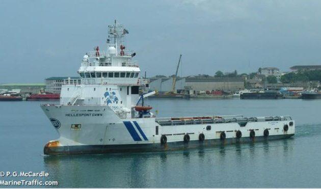 Ελληνική εταιρεία πούλησε στον Ερντογάν υποστηρικτικό σκάφος στο γεωτρύπανο «Γιαβούζ»