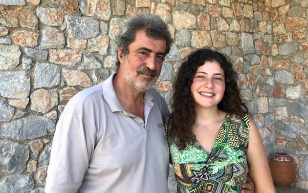 H κόρη του Πολάκη πέρασε στην Ιατρική Αθηνών
