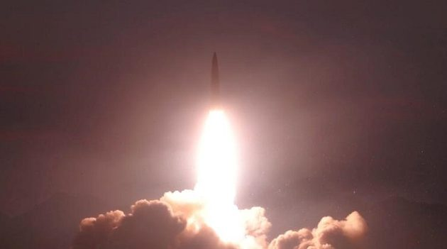 Oι ΗΠΑ προχώρησαν σε δοκιμή πυραύλου μέσου βεληνεκούς