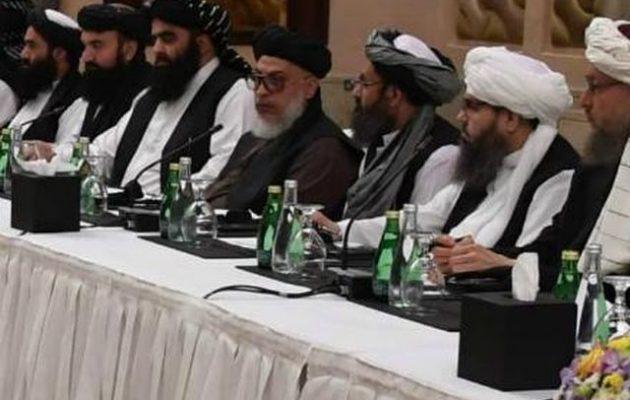 Ολοκληρώθηκε ο όγδοος γύρος διαπραγματεύσεων των ΗΠΑ με τους Ταλιμπάν