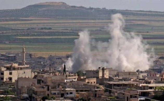 Μισθοφόροι της Τουρκίας βομβάρδισαν ρωσικό φυλάκιο στο βόρειο Χαλέπι