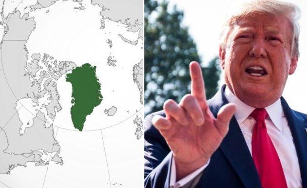 Ο Τραμπ ακύρωσε την επίσκεψή του στη Δανία επειδή δεν του πουλάνε τη Γροιλανδία – «Έκπληκτο» το Παλάτι