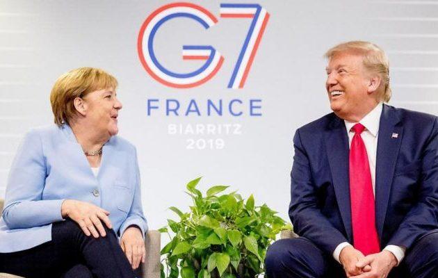 «Ανάσανε» η Μέρκελ – Ο Τραμπ δεν θα καταστρέψει (προς το παρόν) τη γερμανική αυτοκινητοβιομηχανία