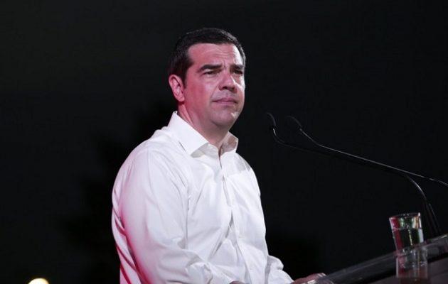 Τσίπρας: Εκκωφαντική η αφωνία της Ελλάδας για την τουρκική εισβολή στη Συρία