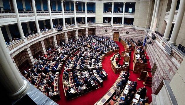 Υπερψηφίστηκε με 156 «ναι» η τροπολογία για το ποδόσφαιρο – Ο Σαμαράς δεν την ψήφισε