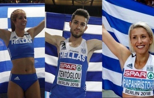 Τρεις πρωτιές για την Ελλάδα στο Ευρωπαϊκό πρωτάθλημα ομάδων στην Πολωνία