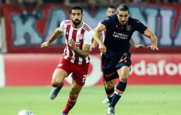 Champions League: Πανηγυρική πρόκριση του Ολυμπιακού στα πλέι οφ με 2-0 επί της Μπασακσεχίρ