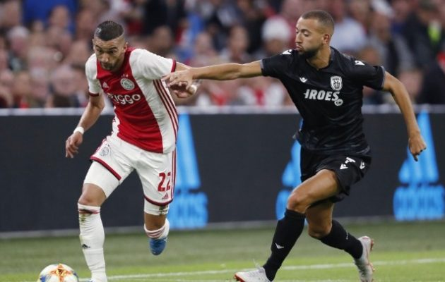 Εκτός Champions League ο ΠΑΟΚ – Έχασε 3-2 από τον Άγιαξ