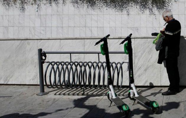 Μιλάνο: Αποσύρονται τα ηλεκτρικά πατίνια – Μπαίνουν αυστηροί όροι κυκλοφορίας