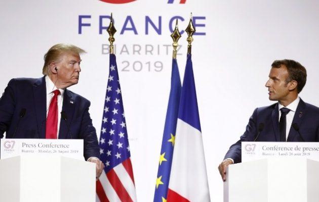 G7: Οι ηγέτες προσπαθούν να στείλουν «μήνυμα ενότητας» μέσα από κλίμα έντασης