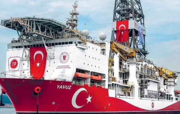 «Κόκκινη κάρτα» της ΕΕ στην Τουρκία για τη νέα γεώτρηση του «Γιαβούζ»