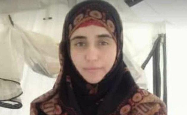 Ελεύθερη σκλάβα Γιαζίντι που είχε αρπάξει το Ισλαμικό Κράτος
